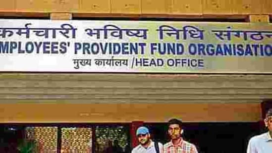 According to the data, around 6.41 lakh new members joined EPFO in November 2020.(HT Photo)