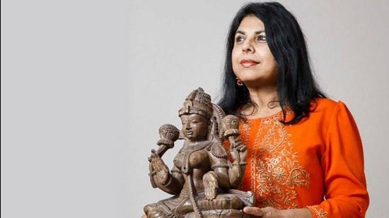 Chitra Banerjee Divakaruni is the author of The Palace of Illusions and The Forest of Enchantments (Photo: Facebook)