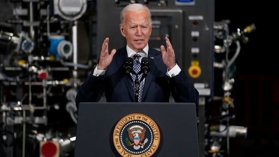 Image result for Joe Biden believes US will approach normalcy defeating Covid-19 by year end