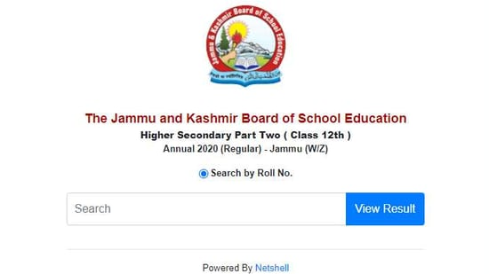 JKBOSE 12th result 2020 for Jammu division declared, here's direct link