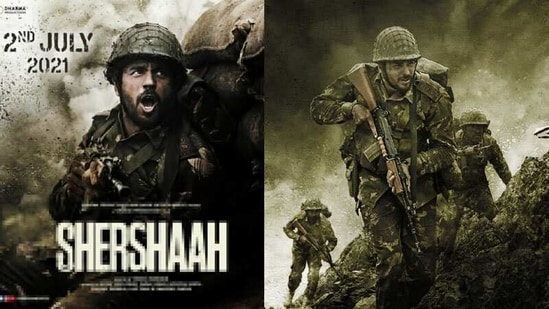 Sidharth Malhotra's Shershaah will release in July.