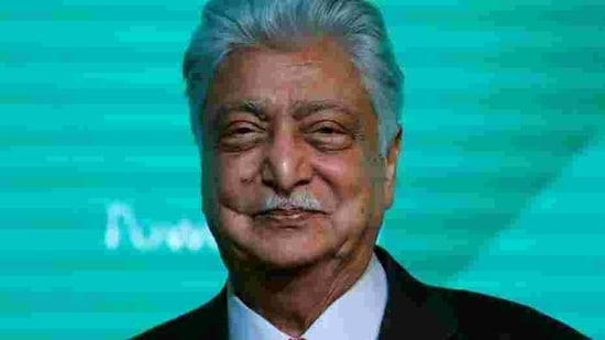 """Azim Premji, who donated <span class='webrupee'>₹</span>7,904 crore in donations last year ( <span class='webrupee'>₹</span>22 crore a day), also highlighted that the Covid-19 crisis was a """"wake up call""""(REUTERS)"""