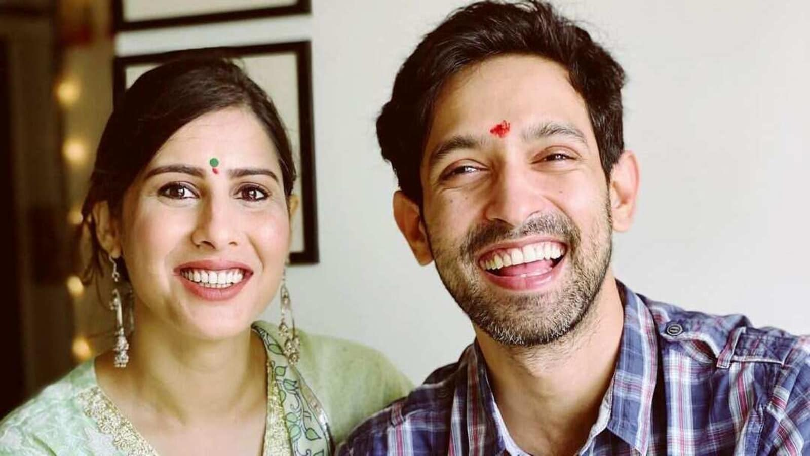 Vikrant Massey says he would have married Sheetal Thakur were it not for the lockdown - Hindustan Times