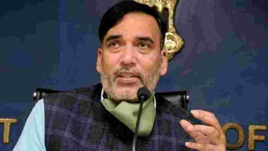 These by-elections are going to write the future of Delhi for the next five years, Gopal Rai said.(ANI)