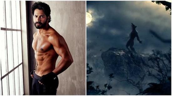 Varun Dhawan is all set to play a werewolf in Bhediya.