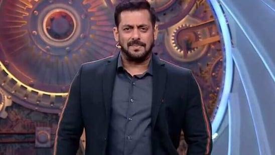 Salman Khan on Bigg Boss 14.(Colors)