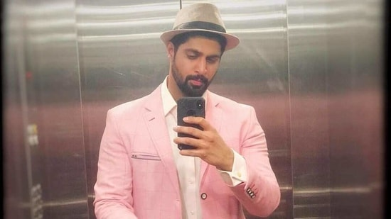 Tanuj Virwani got off to a shaky start in the entertainment industry.