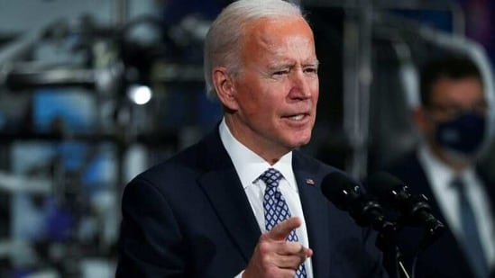 US President Joe Biden(Reuters)