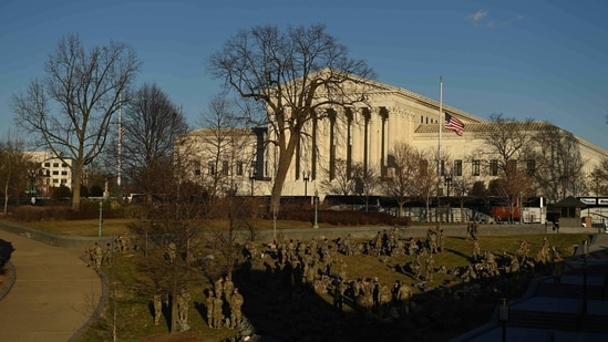 The Supreme Court on Oct. 28 refused to fast-track the case for a pre-election ruling(AFP)
