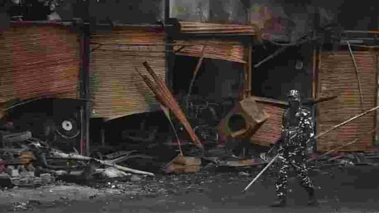 Also, 2,599 individuals have approached the North East Delhi Riots Claims Commission that was set up on April 13, 2020, in adherence to an order of the Delhi high court, a month after being approached by the Delhi government which sought the court's intervention, citing several cases of mismatches and discrepancies in claim forms. (Representative Image)(Sanchit Khanna/HT photo)