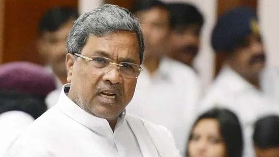 Former Karnataka Chief Minister Siddaramaiah.(PTI file)