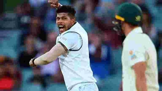 Umesh Yadav in action(Getty Images)