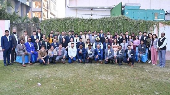 District 98 Toastmasters, operating in western, central and parts of southern India, organised their third District Officer Training Program for 2020-21 in Jaipur and on Zoom on 20th and 21st February 2021.(Toastmasters)