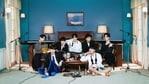 MTV Unplugged இல் BTS நிகழ்ச்சி.