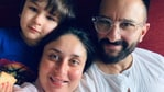 Kareena Kapoor has shared a post dedicated to her husband Saif Ali Khan's upcoming movie, Bhoot Police.