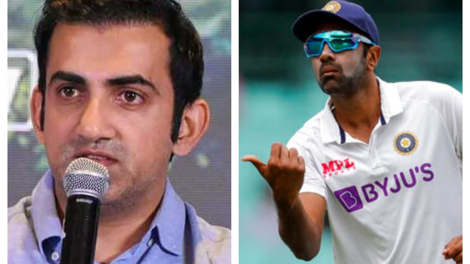 'He is just a class act,' Gautam Gambhir says R Ashwin not being part of white-ball cricket is 'very unfortunate' - Hindustan Times