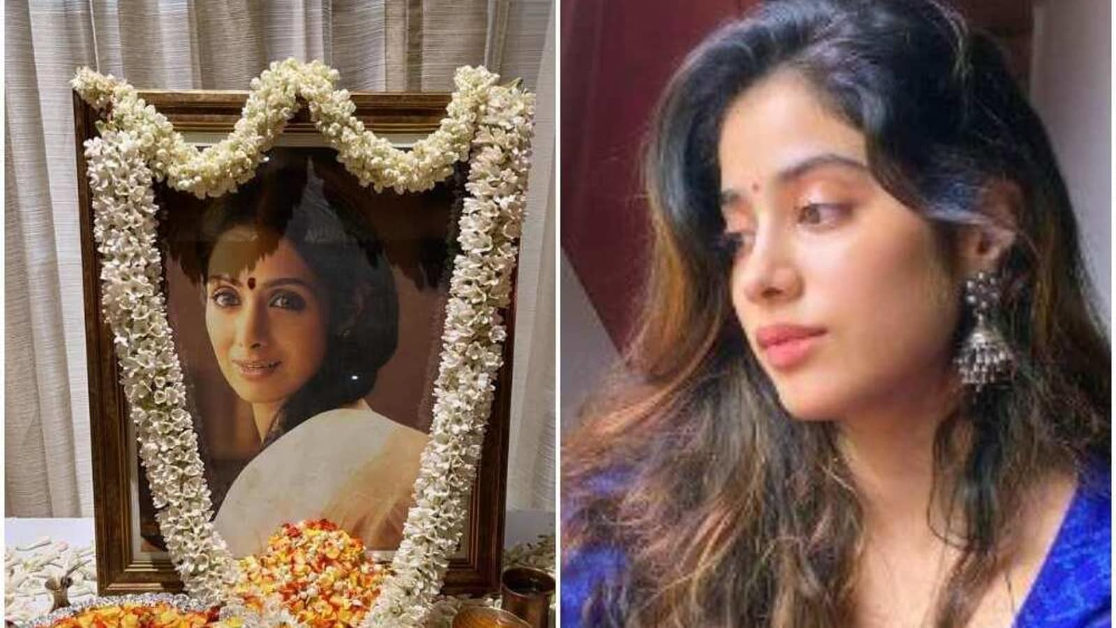 Janhvi Kapoor shares handwritten note on Sridevi's third death anniversary: 'You are the best baby in the world' - Hindustan Times