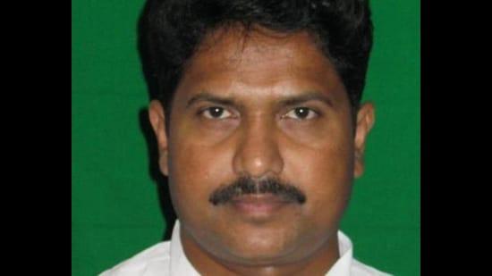 Mohan Delkar.
