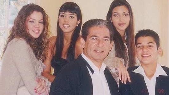 Kim Kardashian, Rob Kardashian, Kourtney Kardashian and Khloe Kardashian remember Robert Kardashian.