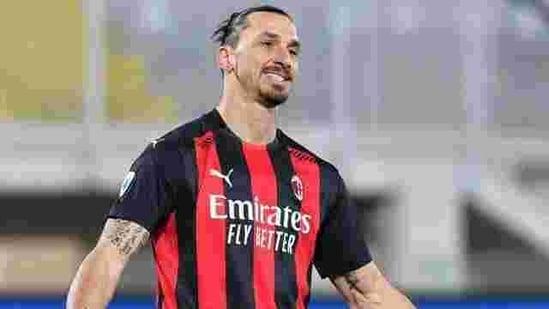 Zlatan Ibrahimovic: File photo(REUTERS)