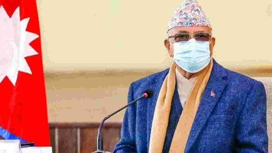 The order came in response to several cases filed with the court charging that Prime Minister Khadga Prasad Oli's decision to dissolve the legislature was unconstitutional.(HT photo)