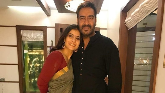 Ajay Devgn and Kajol have been married for more than two decades.