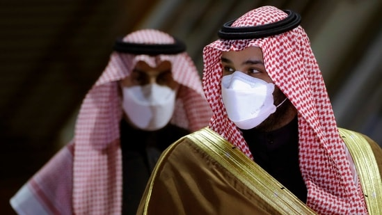 Saudi Crown Prince Mohammed bin Salman has put Public Investment Fund (PIF), Saudi Arabia's main sovereign wealth fund, at the centre of reforms.(AP)