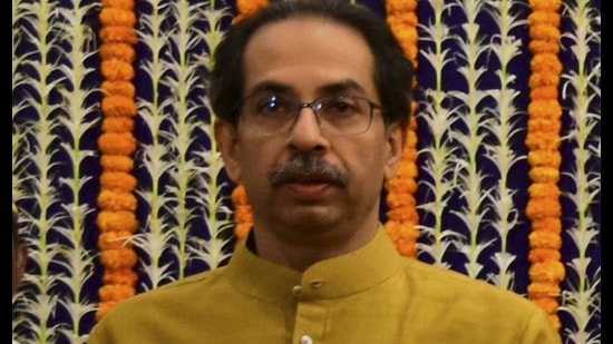 Uddhav Thackeray (HT FILE)