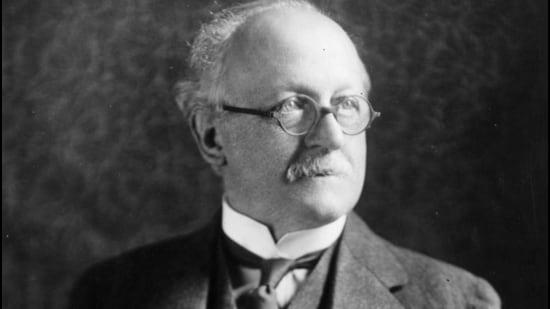 English architect Sir Edwin Landseer Lutyens. (Getty Images)