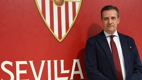 Jose Maria Cruz, General Director, Sevilla FC(Sevilla)