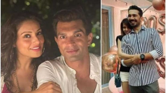 Bipasha Basu and Karan Singh Grover celebrated his birthday in Maldives. Rubina Dilaik was welcomed with a surprise party.