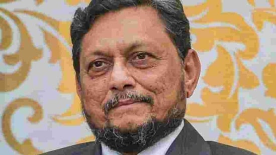"""As he addressed the bench as """"Your Honour"""", the CJI said, """"You either have the US Supreme Court or the Magistrate court here in your mind when you call us 'Your Honour'. We do not want you to address us as Your Honour.""""(PTI File Photo)"""