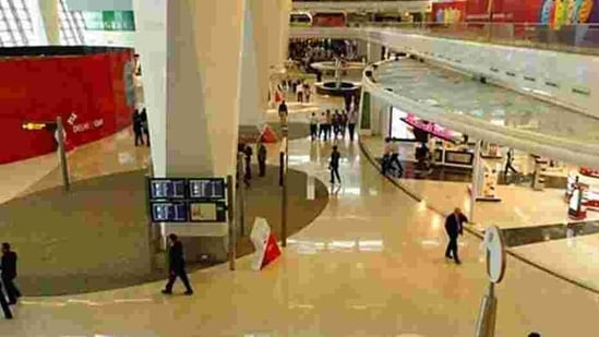 Delhi airport operator DIAL (Delhi International Airport Limited) had also made arrangements to ensure that the tests are conducted in a smooth manner.(AP Photo)