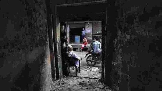 The Delhi riots left at least 53 people dead.(Sanchit Khanna/HT file photo)