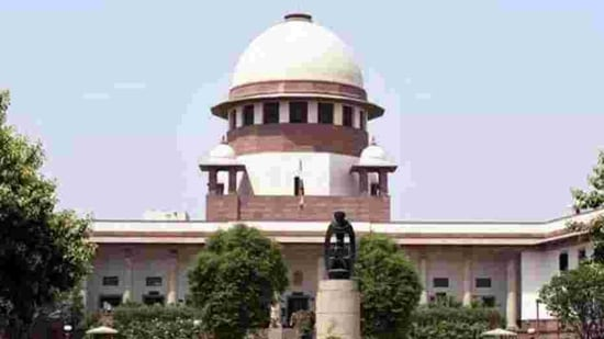 File photo: Supreme Court of India.(Sonu Mehta/HT PHOTO)