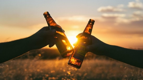 Delhi is now the only metropolitan city with the high drinking age – even in Mumbai, only hard liquor is barred for those under 25, while wine and beer is allowed at 21. In major global cities such as New York and London, the drinking age is 21 and 18 respectively. (Representative Image)(Unsplash)