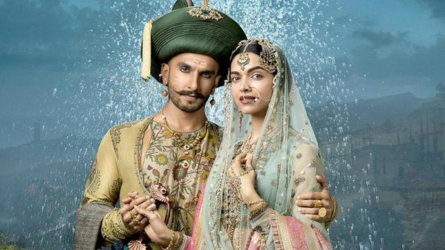Ranveer Singh and Deepika Padukone played the titular roles in the film.