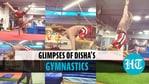 Disha Patani perfects backflip, shares glimpses of her gymnastics