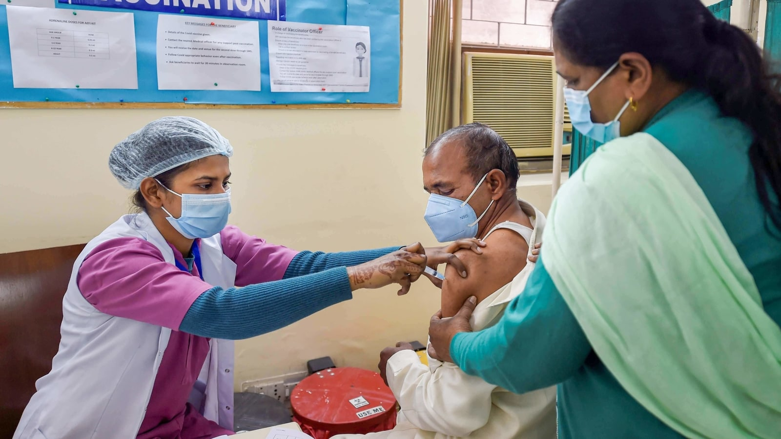 As Centre announces phase 2 of Covid-19 vaccination, Odisha releases 'operational strategy' - Hindustan Times