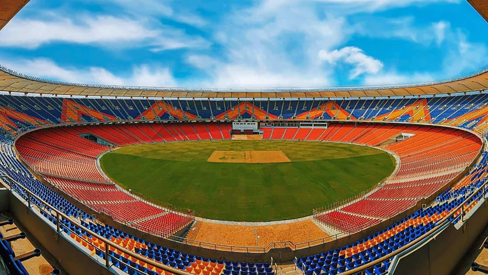 No question of renaming, Gujarat deputy CM clarifies on Motera stadium being named after PM Modi - Hindustan Times