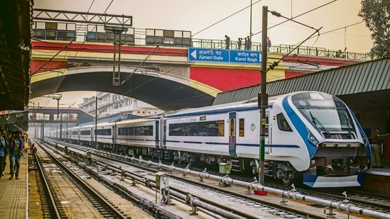 The railways now has the highest ever capital expenditure plan of <span class='webrupee'>₹</span>2.15 trillion, including <span class='webrupee'>₹</span>1.07 trillion in budgetary support.mint(MINT_PRINT)