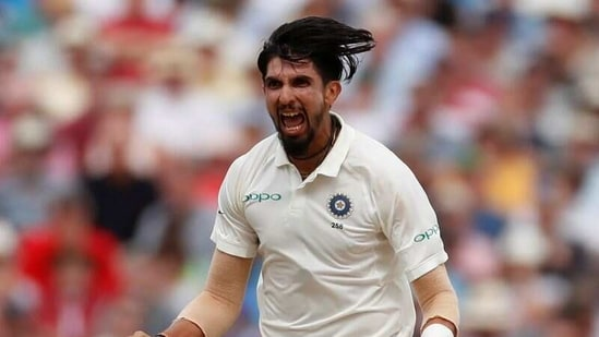 India's Ishant Sharma in action.(Action Images via Reuters)