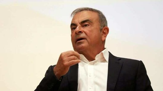 Carlos Ghosn, the former Nissan and Renault chief executive(Reuters)