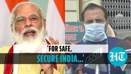 Bihar MLA Neeraj Bablu raised demand for a population control law (Agencies)