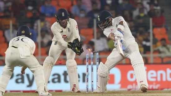 India vs England Highlights, 3rd Test, Day 1(BCCI)