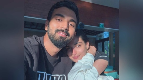 Athiya Shetty is rumoured to be in a relationship with KL Rahul.