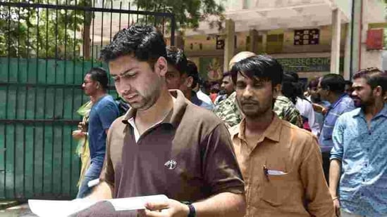 UPSC prelims 2019: The Union Public Service Commission (UPSC) has released roll number wise names of candidates who have cleared the UPSC preliminary examination 2019.(Arvind Yadav/HT file)