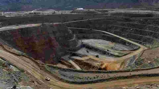 Mining of sand, coarse sand and other minor minerals(Reuters)