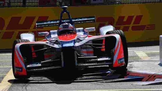 File image(FIA Formula E via Getty Images)