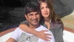 Rhea Chakraborty was dating Sushant Singh Rajput at the time of his death.